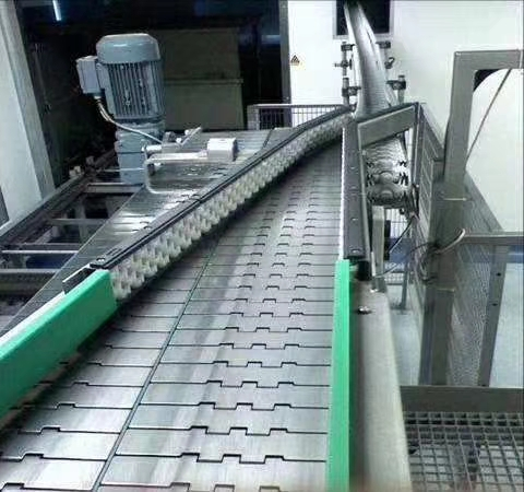 Top Plate Conveyor Chains